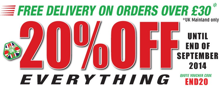 20% OFF Soaker Hoses-Fittings